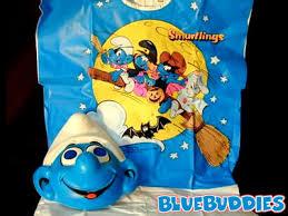 Smurf Halloween Costumes Smurf Halloween Costumes Smurflings Costume Mask Papa Smurf