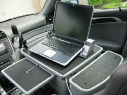 Truck Laptop Desk Mobile Laptop Workstations