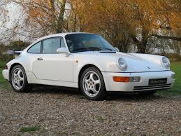1993 porsche 911 turbo used 1993 porsche 911 964 for sale in suffolk pistonheads