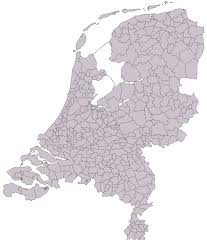 Map Of Holland The Analytics Lab How To Combine Google Maps With A Choropleth