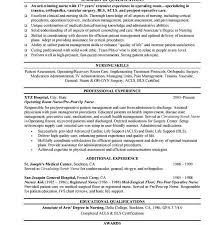 Orthopedic Nurse Resume Download Sample Nurse Resume Haadyaooverbayresort Com