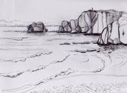 flamborough head field sketch thinglink