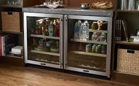 Glass Door Home Refrigerator by 24