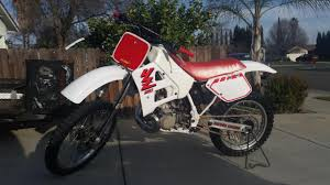 1989 yamaha yz250 motorcycles for sale