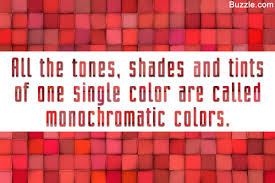 what do monochromatic colors mean in art we explain in detail