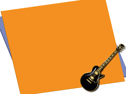 11 best photos of free powerpoint template music guitar free