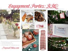 Bbq Party Decorations Triyae Com U003d Backyard Engagement Party Food Ideas Various Design