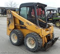 mustang 2054 skid steer item j8659 sold april 13 constr