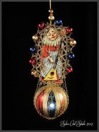 Antique Victorian Christmas Ornaments - victorian domed german ornament dimensions 3 1 2 u0027 u0027 description