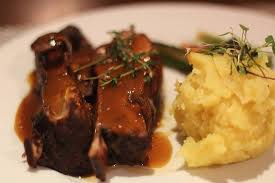 colibri cuisine ribs braised in wine at colibri cuisine in boquete district