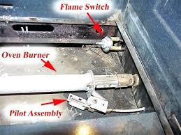oven pilot light won t light kenmore gas oven wont light graphic graphic kenmore gas oven light
