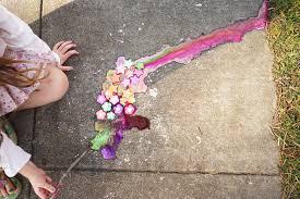 frozen chalk paint an art provocation tinkerlab