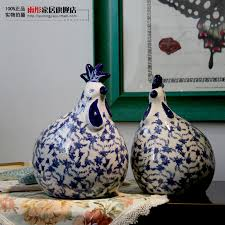 buy auspicious porcelain ceramic ornaments stereoscopic big