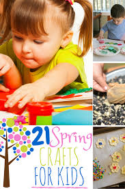 21 fun spring crafts and activities for kids the best of this life