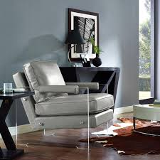 modern furniture boca raton royale grey leather modern accent chairs contemporary accent chairs