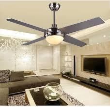 bedroom fans with lights 2018 52inch ceiling fan lights ceiling light simple led modern
