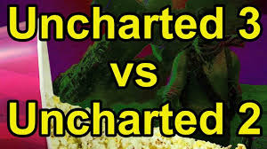 uncharted 3 vs uncharted 2 balancing gameplay with story https uncharted 3 vs uncharted 2 balancing gameplay with story https youtu