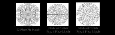 pie match sketch faces booth veneers