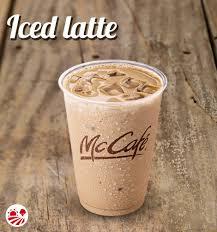 Iced Coffee Mcd mcdonald s mccaf礬皰