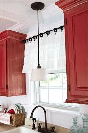 kitchen yellow grey curtains red and gray curtains christmas