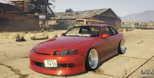 lexus sc300 2003 lexus sc300 for gta 5