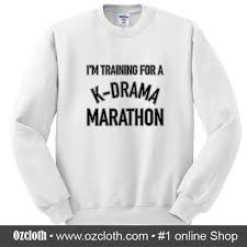 k drama sweat shirt on the hunt