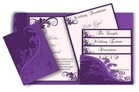 simple indian wedding invitations simple purple wedding invitationstion vertabox
