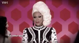 Meme Pink - rupaul is obsessed with the miss vanjie meme