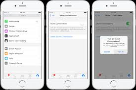 How To Hack Home Design On Iphone by How To Enable And Use Secret Conversations In Facebook Messenger