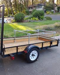 utility trailer diy channel and pipe mounting system 4 of 6 i