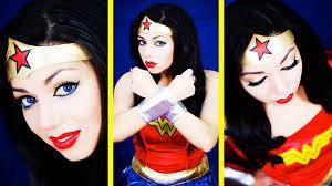 wonder woman makeup tutorial charisma star youtube