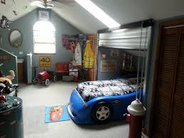 Garaged Theme Bedroom Garage Themed Bedroom Pinterest Garage - Boy themed bedrooms ideas