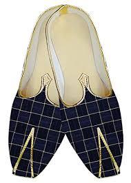 wedding shoes navy inmonarch mens navy blue checks wedding shoes mj15434 shoes bags
