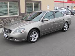 nissan altima 2005 tire size 2005 nissan altima 35 se city utah autos inc