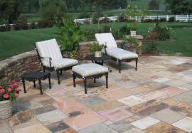 Patio Flagstone Prices Installed Stone Prices Patio Designs Rock Patios Milton
