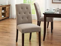 chairs 59 fabric dining chairs tufted dining room chairs