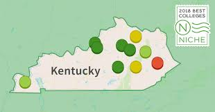 Ky Time Zone Map by 2018 Best Kentucky Colleges For English Majors Niche