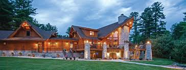 timber homes plans modern log and timber frame homes plans by precisioncraft mountain