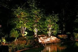 Landscape Tree Lights Landscape Lighting Grand Rapids Pathway Lights