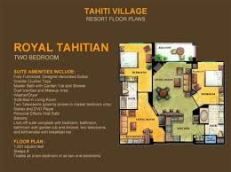 2 Bedroom Suites In Las Vegas by 2 Bedroom Suites In Las Vegas Royal Tahitian Tahiti Village