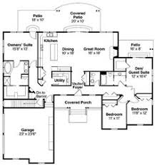 2400 Square Foot House Plans Small Ranch Floor Plans Ranch House Plan Ottawa 30 601 Floor