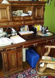 Wohnzimmerschrank Kirsche Gebraucht Antik Schreibtisch Ebay Möbel Pinterest Schreibtisch Antik
