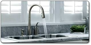 Sink Faucets Kitchen Exotic Kohler Simplice Faucet Kitchen Sink Faucet With 5 8 Pull