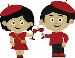 cartoon wine png franco american centre