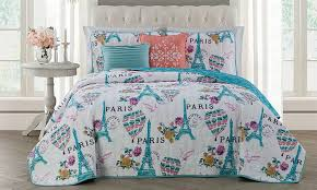 Where To Buy Bed Sheets 75 Off On Paris Collection Bedding Set Groupon Goods