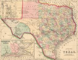 Map Of Texas Hill Country Exploration The Handbook Of Texas Online Texas State Historical