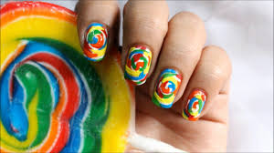 candy nails kids nail art designs easy nail art tutorial