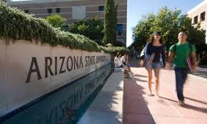 arizona state university global launch arizona usa college and