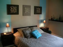 deco chambre turquoise gris mur turquoise gris décoration bedrooms decoration