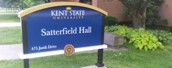 department of english kent state university
